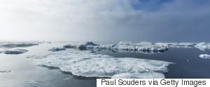 CANADA ARCTIC WATER