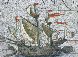 60 طناً من الذهب و200 صندوق من الأحجار الكريمة..  أعظم كنز حملته سفينة لا يزال مفقوداً في قاع البحر