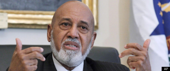 Alcee Hastings Sexual Harassment