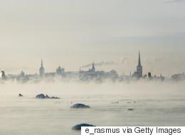 대서양 해류가 멈추면서 빙하기가 찾아올 수도 있다