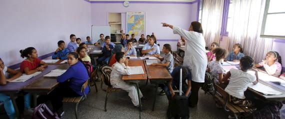 MOROCCO SCHOOL