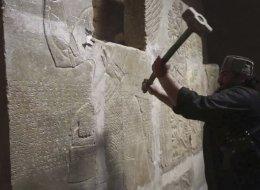 تاريخ العراق في خطر.. آثار