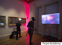 What Can Virtual Reality Bring To Art?