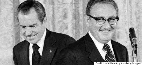 Proof That Nixon 'Monkey-Wrenched' Vietnam Peace Talks