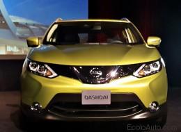 Le Nissan Qashqai 2017 présenté à Détroit