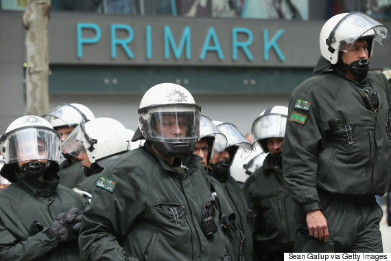 primark security