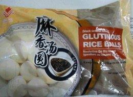 Avis de rappel: ces boulettes de riz gluant pourraient contenir des arachides