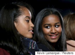 Sasha Obama Has Valid Reason For Missing Dad's Farewell Speech