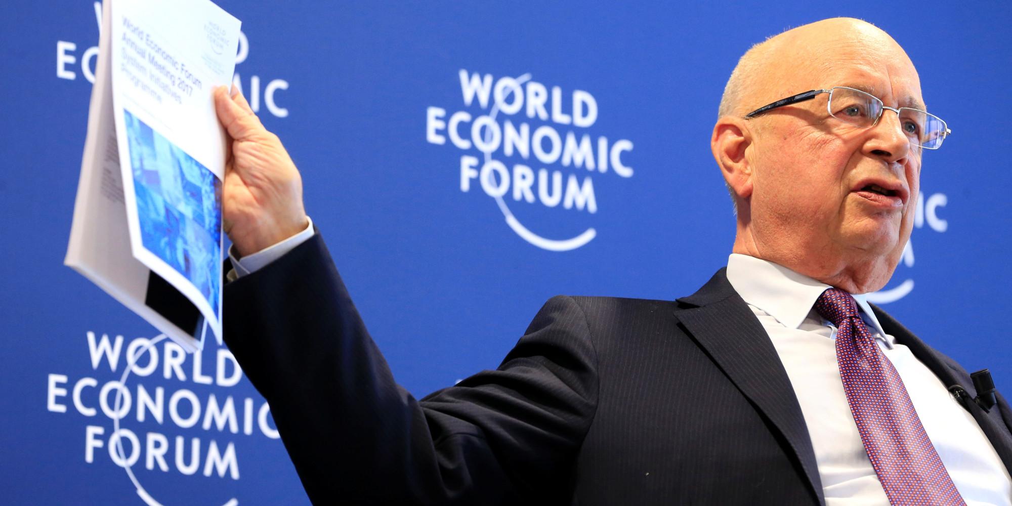 Capitalism Needs A Major Overhaul, World Economic Forum Report Says