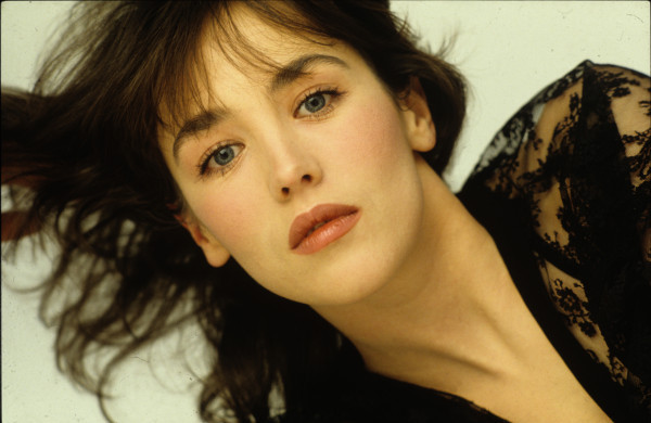 Isabelle Adjani French Actress Modeled For Vogue