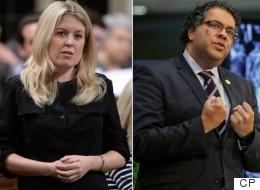 MP Doesn't Appreciate Calgary Mayor's Sexist 'Mansplaining'