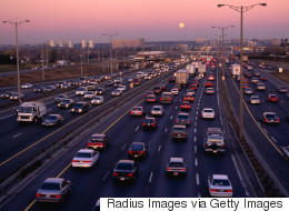 Traffic Jams In Canada Are As Crappy As New York And Boston: Report