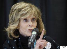 Jane Fonda Slams Trudeau For Betraying Climate Promises