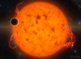 On pense que l'énigmatique étoile Tabby aurait mangé une planète