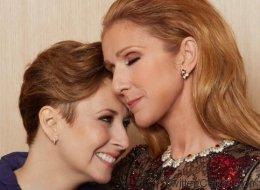 Le touchant adieu de Céline Dion à Andréanne Sasseville
