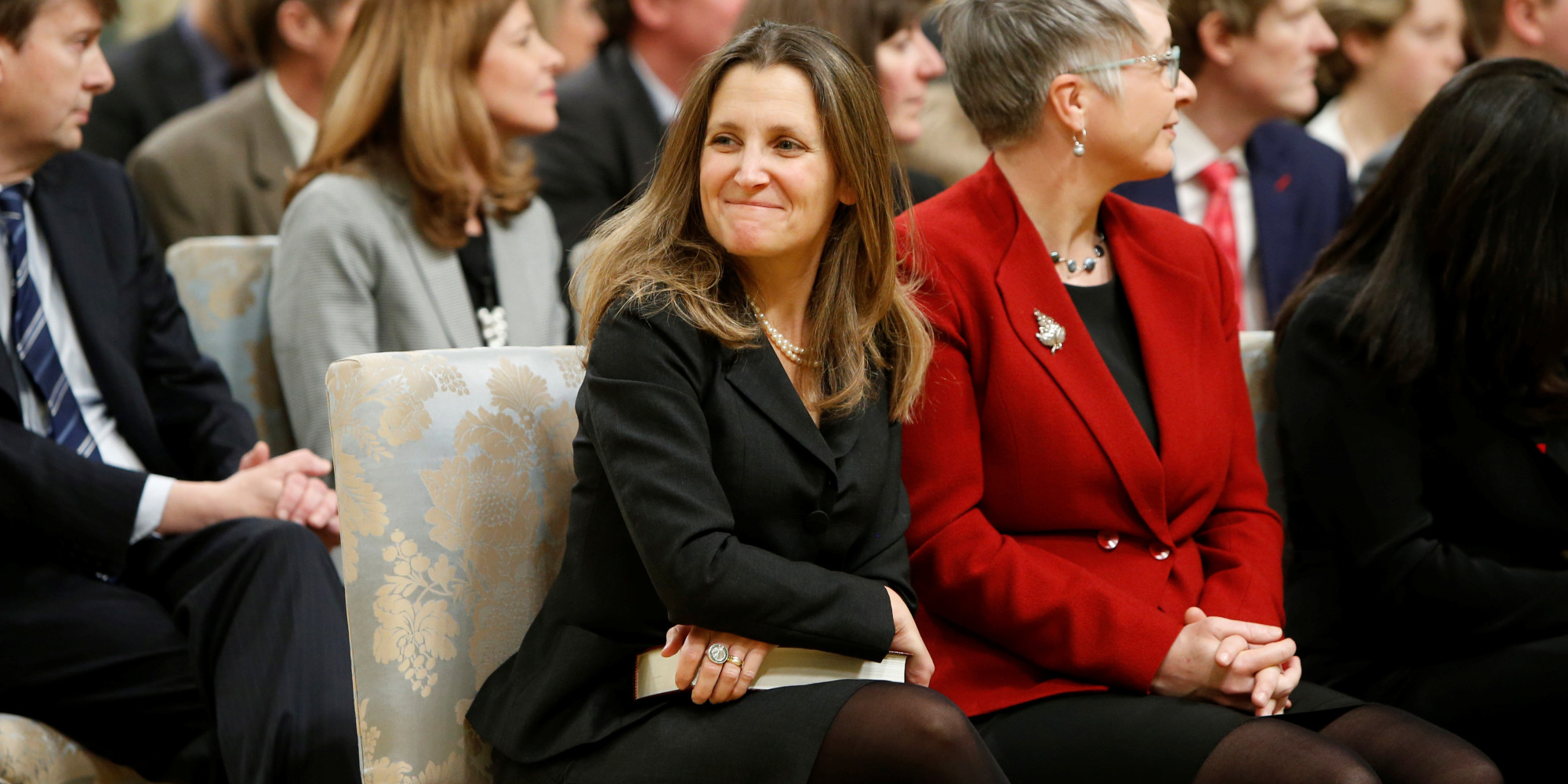 Canada Won't Bargain With Russia Over Chrystia Freeland's Travel Ban
