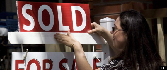 Canada House Prices January