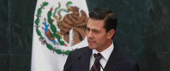 المكسيك تردُّ ترامب: قطعاً ندفع n-MEXICAN-PRESIDENT-ENRIQUE-PENA-NIETO-large570.jpg