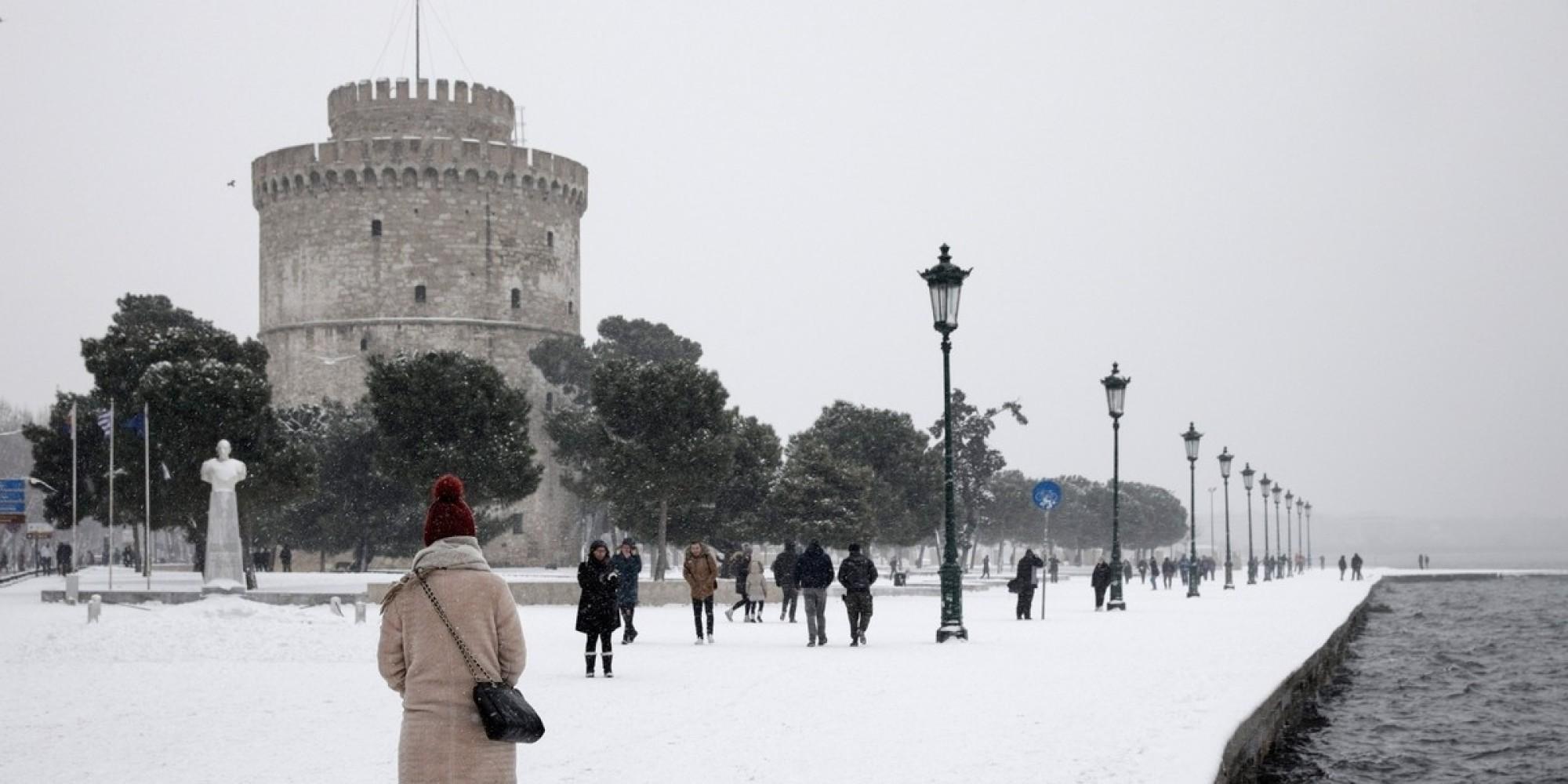 Θεσσαλονίκη: Η «Αριάδνη» έφυγε, τα προβλήματα μένουν