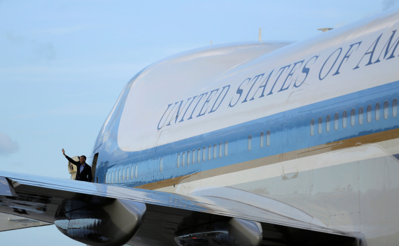 air force one obama