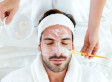 Is It 'OK' For Men To Wear Face Masks And Pedicure?