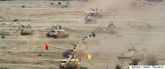 indian army tanks