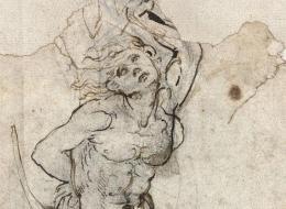 طبيب متقاعد يعثر على كنز وطني.. اكتشاف رسمة لليوناردو دافنشي يقدر ثمنها بملايين الدولارات