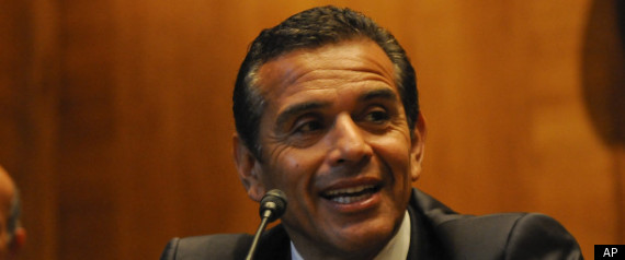 ANTONIO VILLARAIGOSA DEMOCRATIC CONVENTION