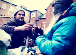 Ich habe noch keinen besorgten Bürger gesehen, der sich für Obdachlose einsetzt