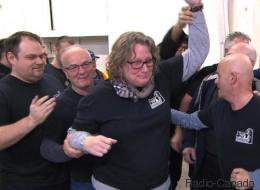 Chantal Racette garde la confiance des cols bleus de Montréal