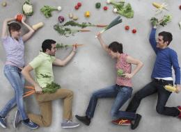 للنباتيين فقط.. كيف تعوض نقص الفيتامينات الموجودة باللحوم في طعامك؟