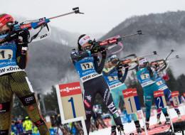 Biathlon im Live-Stream: Verfolgung mit Dahlmeier in Ruhpolding online sehen - Video