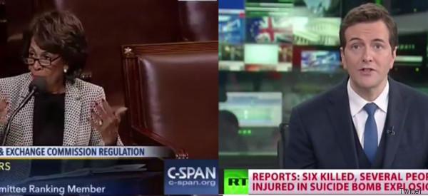 Trasmissione Usa su seduta Congresso interrotta da 10 minuti di Russia Today. Aperta una indagine