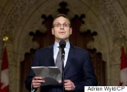 Tory Senator Blasts PM's Point Man In Senate