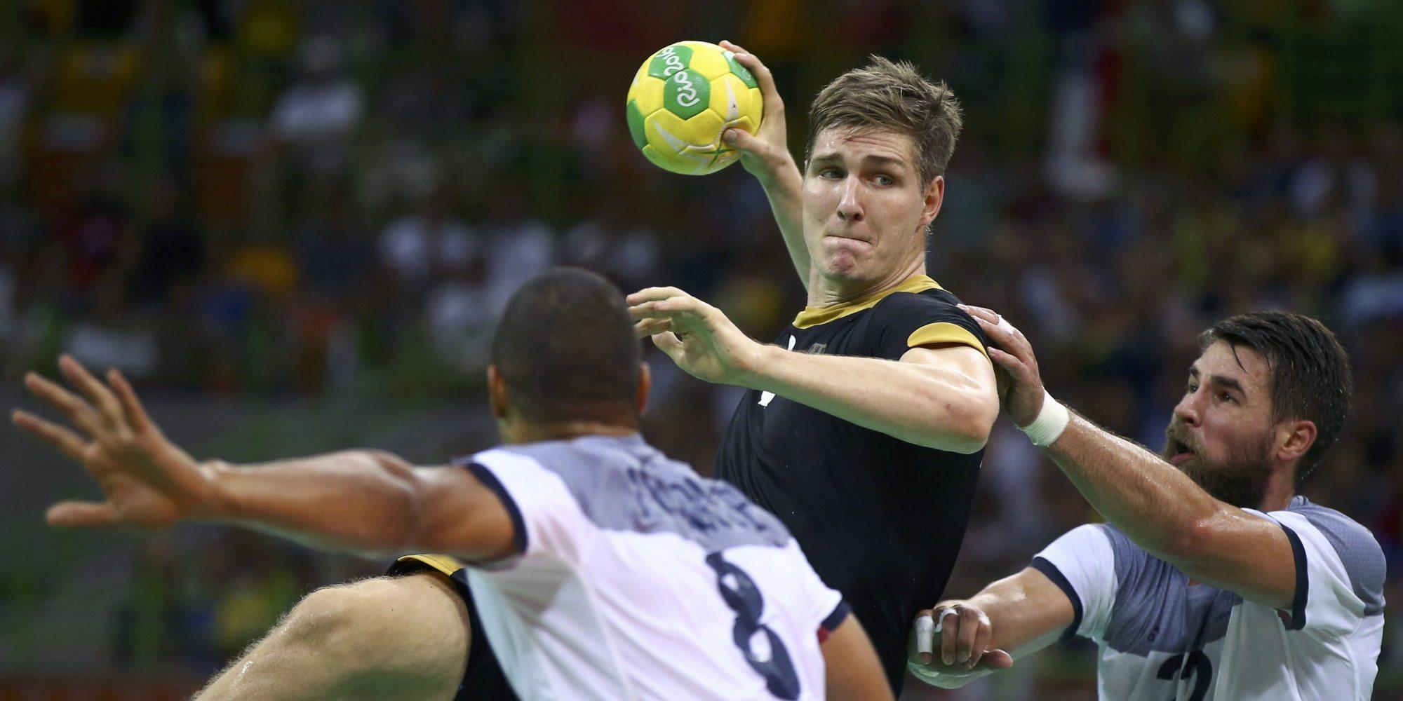handball deutschland ungarn live
