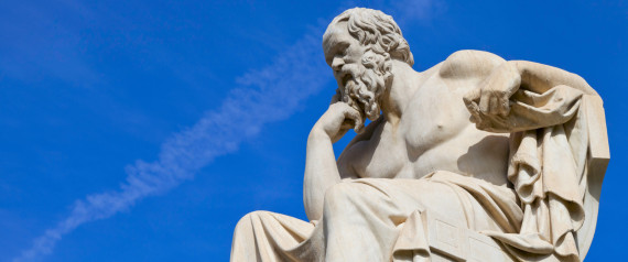 STATUE THE THINKER