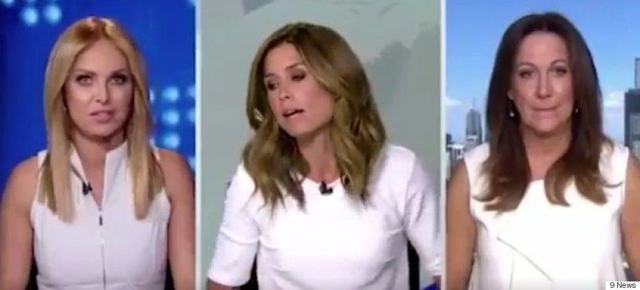 australian tv white shirts