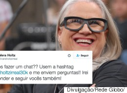 CORREÇÃO: Toda sexta-feira o Twitter fake da Vera Holtz se transforma em um grande botecão