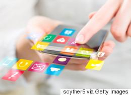 2016년 가장 많은 매출을 올린 모바일 앱 3개