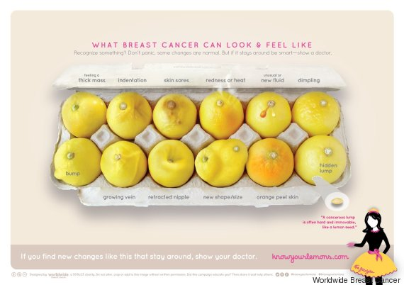 worldwide breast cancer