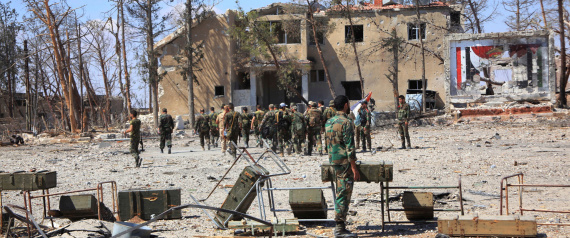 SYRIAN ARMY ALEPPO