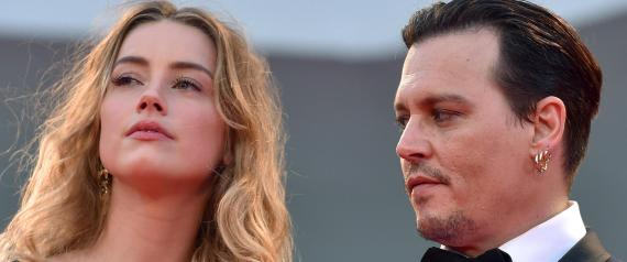 JOHNNY DEPP DIVORZIO