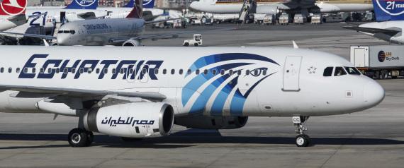 EGYPT AIR PLANE