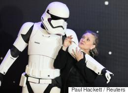 Star Wars: pas de résurrection numérique prévue pour Carrie Fisher