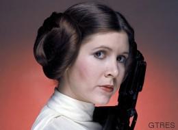 Disney habla de la posible digitalización de Carrie Fisher en 'Star Wars'