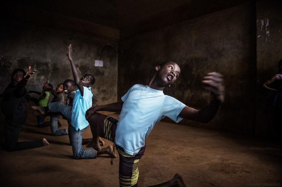 ballet kibera