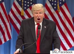 How Many 'Pee Pee' Puns Can 'SNL' Make At Trump's Expense?