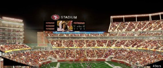 49ers Move To Santa Clara