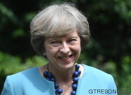 Theresa May, portada de 'Vogue'