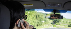 Talking Phone While Driving